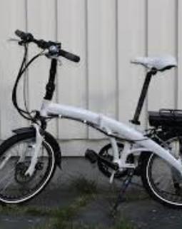 Thumb electric bike